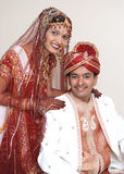 Indische Verbindung Stockfotos