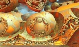 Indische Visie vector illustratie
