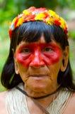 Indische vrouw Royalty-vrije Stock Afbeeldingen