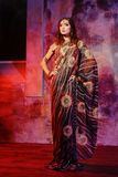 Indische vrouw Stock Foto