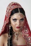 Indische vrouwen Stock Foto