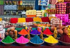Indische winkel Royalty-vrije Stock Fotografie