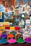 Indische winkel Stock Afbeeldingen