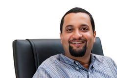 Indische zakenman Royalty-vrije Stock Afbeelding