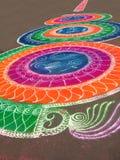 Indische Zeichnung Lizenzfreies Stockbild