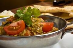 Indischer Curry Stockfoto