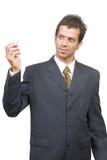 Indischer Geschäftsmann Lizenzfreie Stockbilder