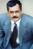 Indischer Geschäftsmann Lizenzfreie Stockfotos