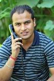 Indischer Junge lizenzfreies stockbild