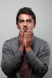 Indischer junger Mann Stockbild