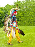 Indischer Krieger Lizenzfreie Stockfotos