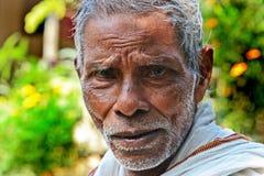 Indischer Landwirt stockfotos