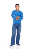 Indischer Mann Stockfoto