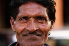 Indischer Mann Stockfotografie