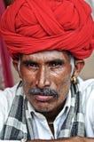 Indischer Mann, Indien Stockfotos