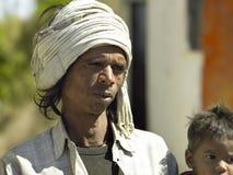Indischer Mann in Udaipur - Indien Stockfotos
