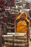 Indischer Markt Stockfotos