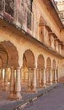 Indischer Palast Stockfotografie