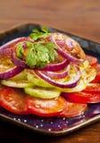 Indischer Salat stockfoto