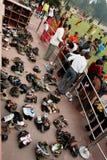 Indischer Schuhwächter Lizenzfreie Stockbilder