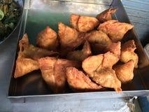 Indischer Straßen-Snack Lizenzfreie Stockbilder