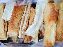 Indischer Straßen-Snack Stockfoto
