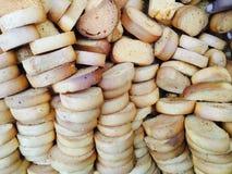 Indischer Straßen-Snack Lizenzfreies Stockbild