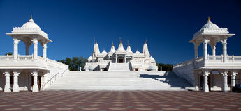 Indischer Tempel. Stockfotografie