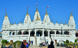 Indischer Tempel bei Gujrat - Jain Lizenzfreies Stockbild