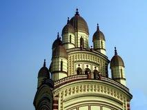 Indischer Tempel in Kolkata Stockbild
