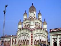 Indischer Tempel in Kolkata Stockfoto