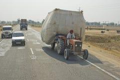Indischer Verkehr Stockfotografie