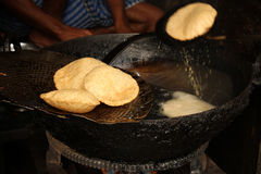 Indisches Brot Stockfoto