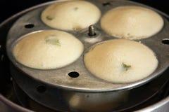 indisches Frühstück - untätig Stockfotos