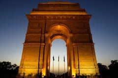 Indisches Gatter Lizenzfreies Stockbild