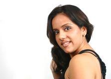 Indisches Gesicht (Serie) stockfotos