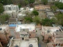 Indisches Haus Lizenzfreie Stockbilder