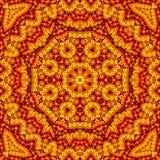 Indisches Kaleidoskop Stockfoto