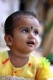 Indisches landwirtschaftliches Kind Lizenzfreies Stockfoto