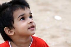 Indisches Little Boy Lizenzfreie Stockbilder