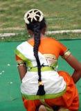 Indisches Mädchen lizenzfreies stockfoto