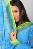 Indisches Mädchen Lizenzfreies Stockbild