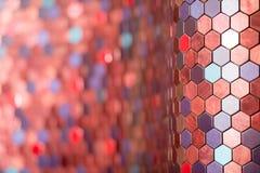 Indisches Mosaik stockfoto