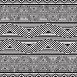 Indisches nahtloses Muster Lizenzfreie Stockbilder
