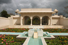 Indisches pavillion Stockfoto
