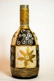 Indisches Vasenhandmädchen lizenzfreie stockfotografie