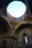 Indise古老修道院在迪利然 库存照片