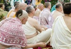 Indisk ceremoni Royaltyfri Fotografi