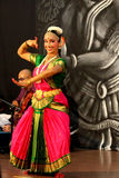 Indisk dansare Royaltyfri Bild