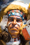 indisk inföding Fotografering för Bildbyråer